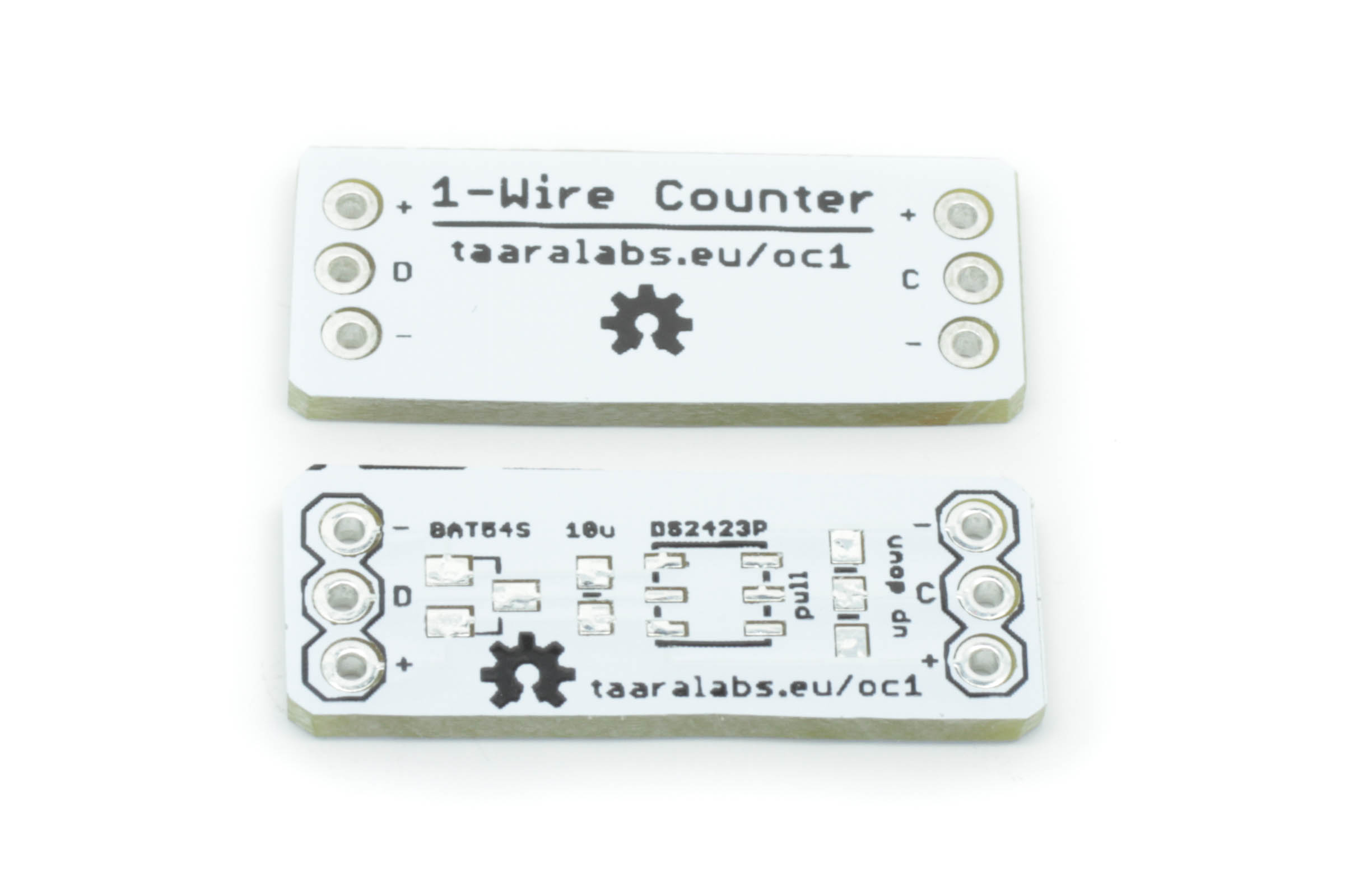 1 Wire Counter Taaralabs