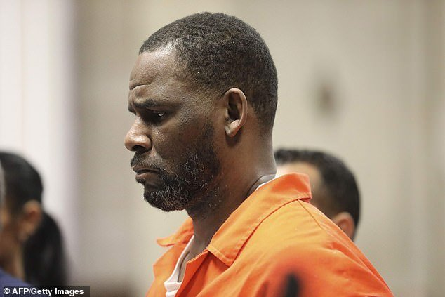 R Kelly requests jail release