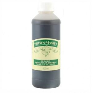 Biologisch Madagaskar Bourbon vanille-extract (500ml)