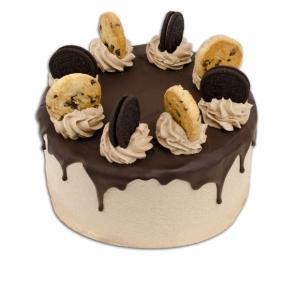 Oreo-Chocolate Layer Cake