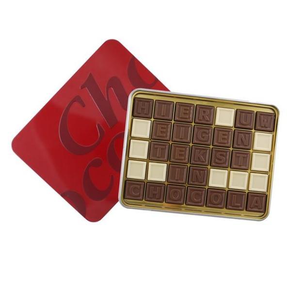 Ingeblikt Choco telegram