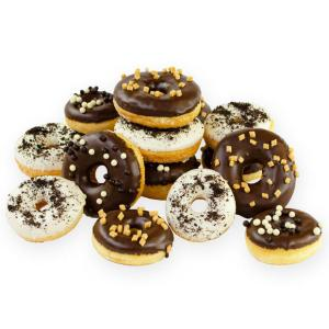 Luxe chocolade donuts