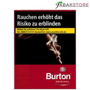 Burton Red Zigaretten XL 7,00€