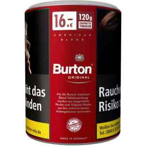 Burton-Red-Volumentabak-16,00€
