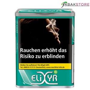 Elixyr-Plus-Green-Tabak-115g-16,80-Euro