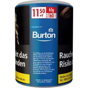 Burton-Blue-Volumentabak-11,50€
