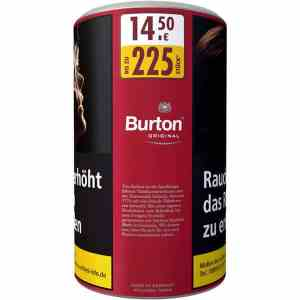 Burton-Red-Volumentabak-14,50€