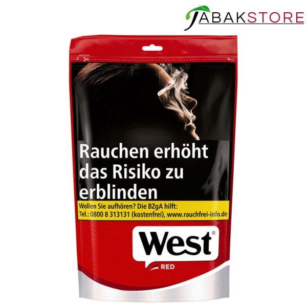 west-red-volumentabak-beutel
