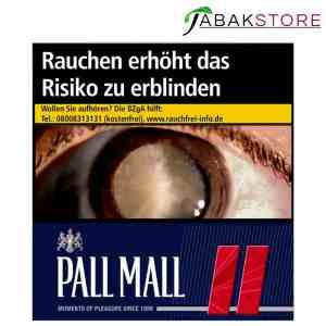 Die günstigen Zigaretten im großen Vorratspack Pall Mall 14,00€ (1x Zigarette = 28 Cent)
