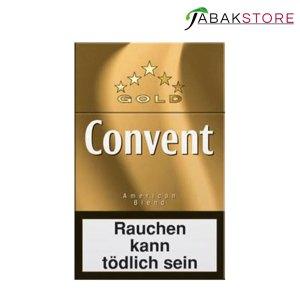 Convent-Gold-Zigaretten