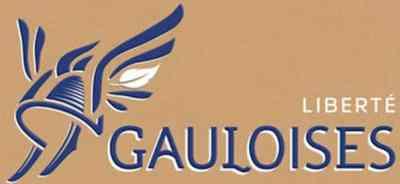 Gauloises ohne Zusätze Blue Logo