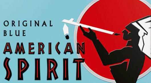 American-Spirit-Blau-Zigaretten-Logo