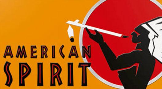 American Spirit Gold Logo