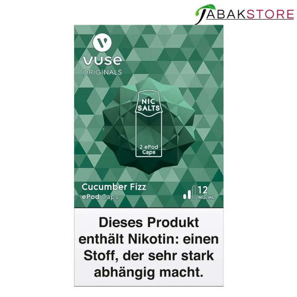 Vuse-ePod-Caps-Cucumber-Fizz-12-mg-nikotin