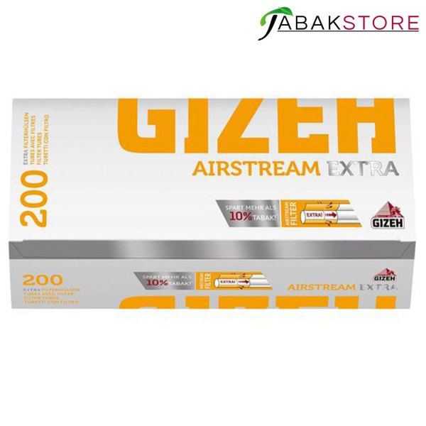 Gizeh-Airstream-Extra-front-ansicht