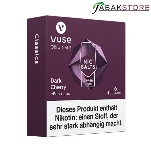 Vuse-ePen-Caps-Dark-Cherry-6-mg-links-seitlich