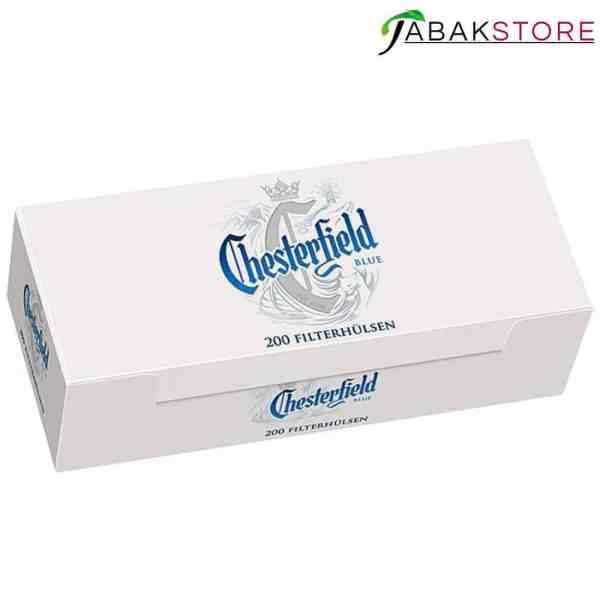 Chesterfield-Blue-Hülsen-200er