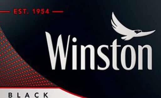Winston-Black-Zigaretten-Logo