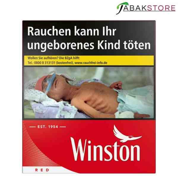 Winston Red XXXXL 10,00 Euro