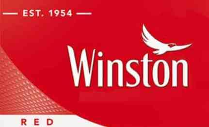 Winston Red Zigaretten Logo