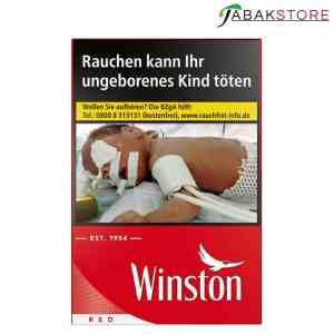 Winston Red Zigaretten