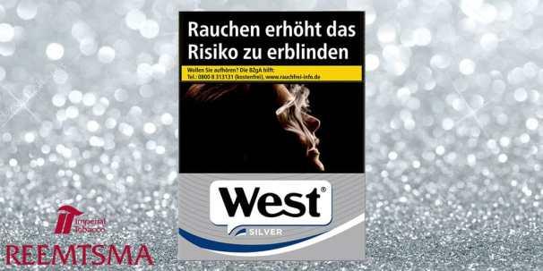 Reemtsma-West-Silver-Zigaretten