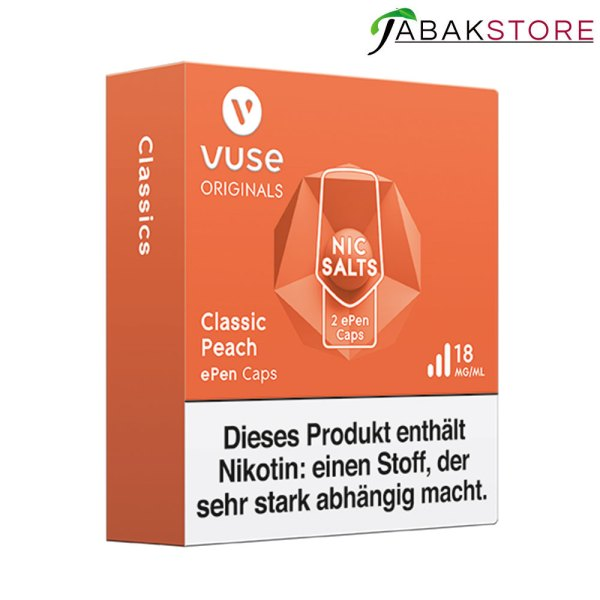Vuse-epen-caps-classic-peach-18-mg-links-seitlich