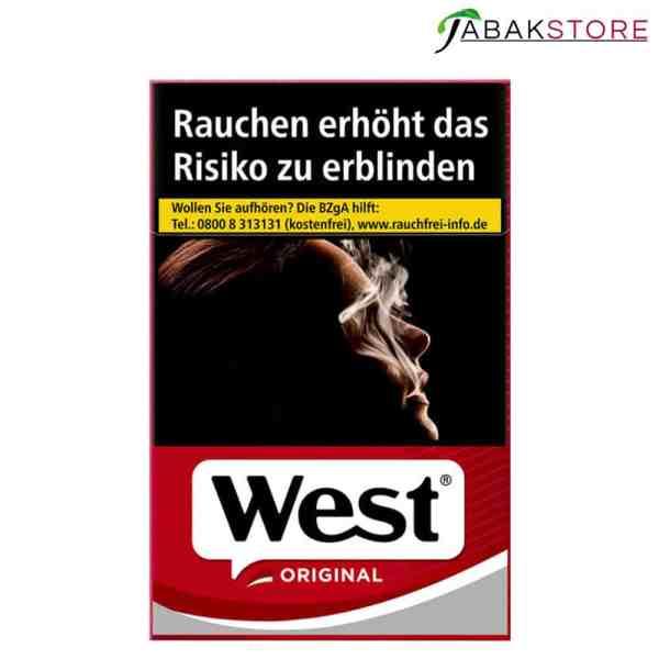 West-Red-Zigaretten