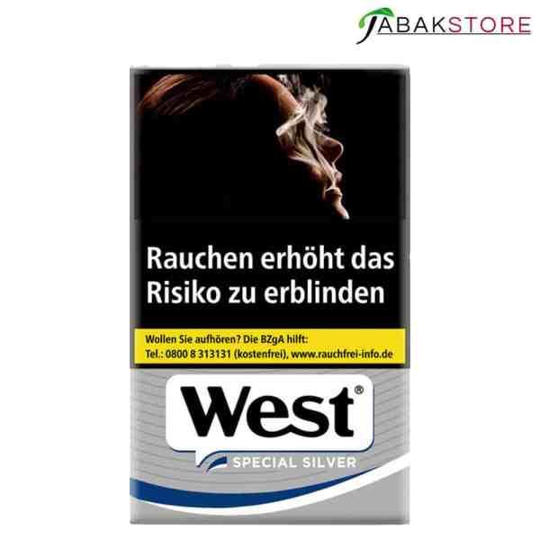 West-Silver-Soft-Zigaretten