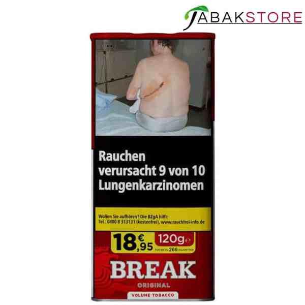 break-red-tabak-120g