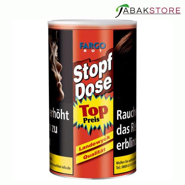fargo-zigarettentabak-rot-140g-dose