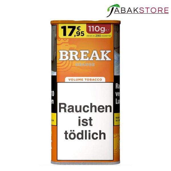 Break-Orange-17,95-Euro-110g-Tabak-Volumentabak
