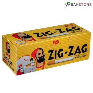 Zig-Zag-Filterhülsen-250er