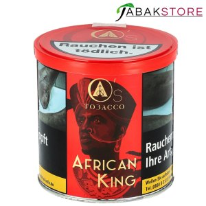 African-king-os