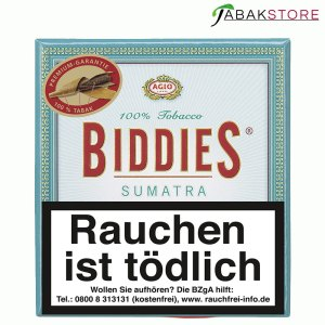 Biddies-Sumatra-Zigarillos