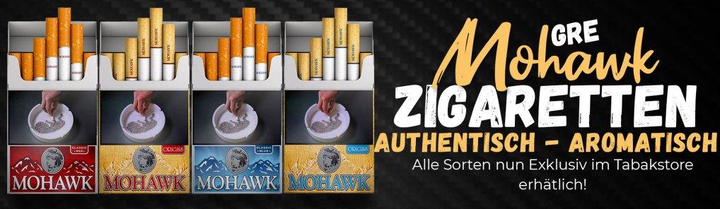 Mohawk-Zigaretten-alle-Sorten