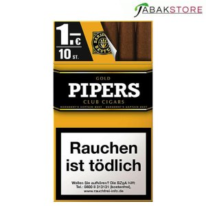 Gold-Pipers-Zigarillos-1x10-verpackungs-design