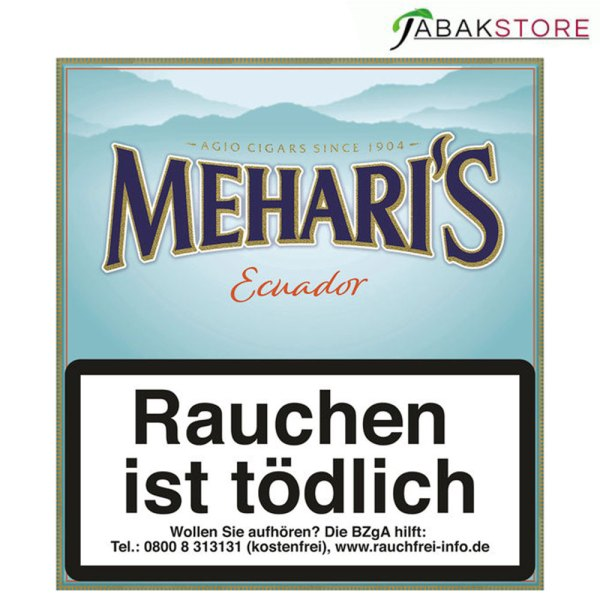 Meharis-Ecuador-Zigarillos