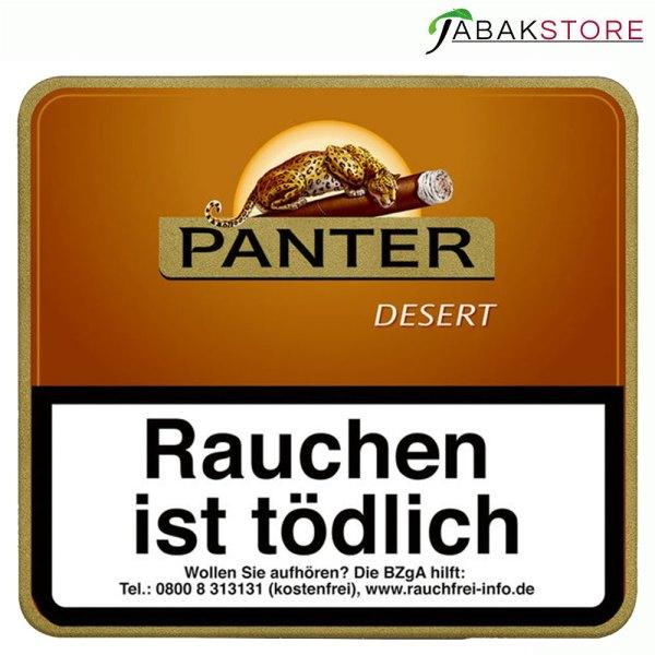 Panter-Desert-Big-Pack-mit-20-Zigarillos