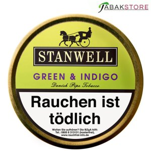 Stanwell-Green-und-Indigo-Pfeifentabak-50g