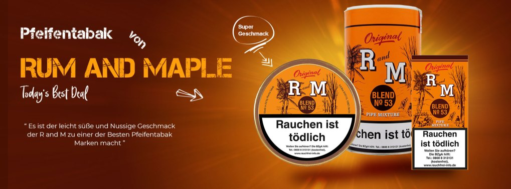 rum-and-maple-pfeifentabak-head-line