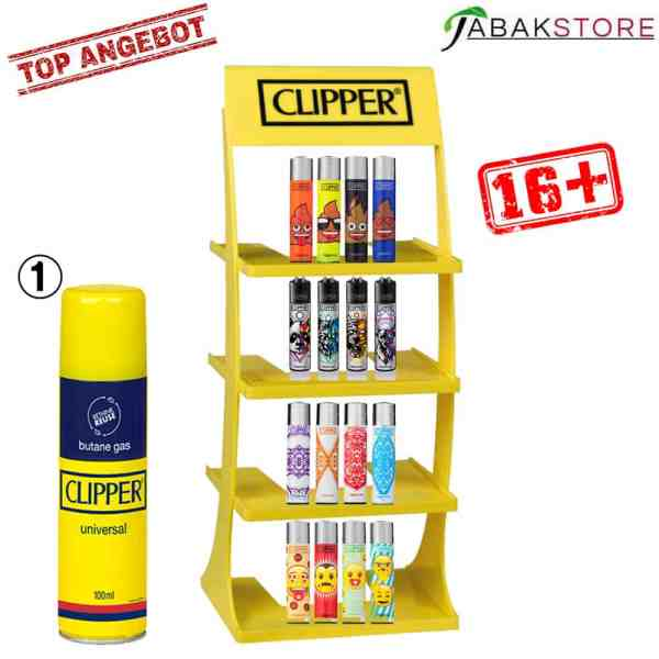 Clipper-XL-Angebot-16x-clipper-1x-gas