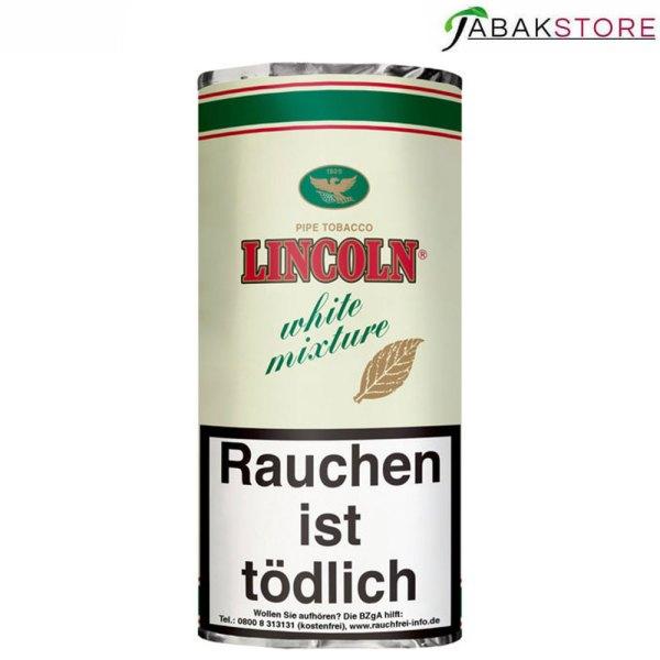 Lincoln-White-Mixture-Pfeifentabak-10,80euro