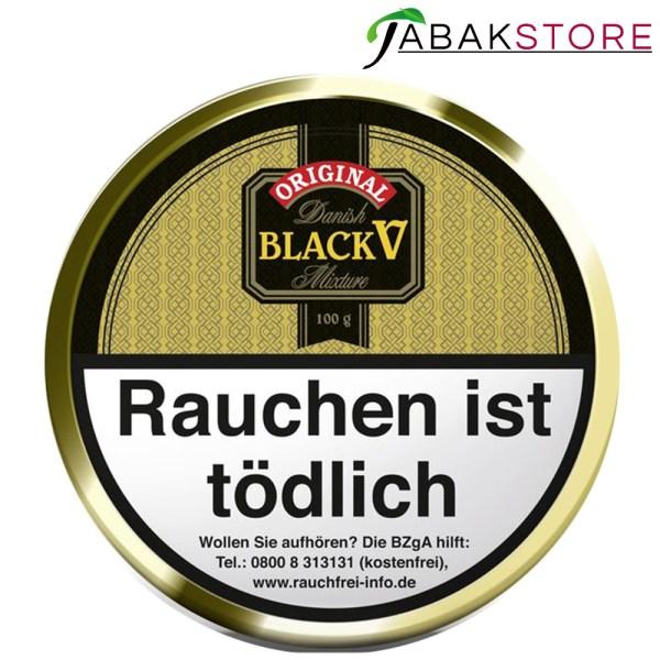 black-v-pfeifentabak-100g-dose-tabak