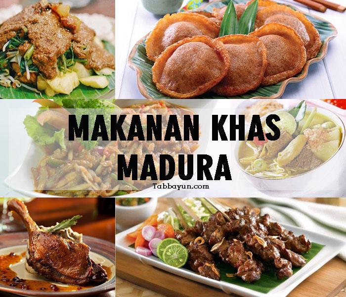 30+ Makanan Khas Madura yang Wajib Kamu Cicipi Selain Sate Madura