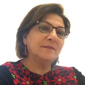 Mrs Suad Younan