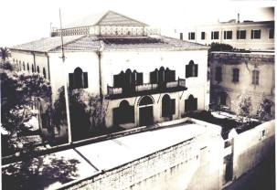 Tabeetha School 1938 | Image courtesy James Scott