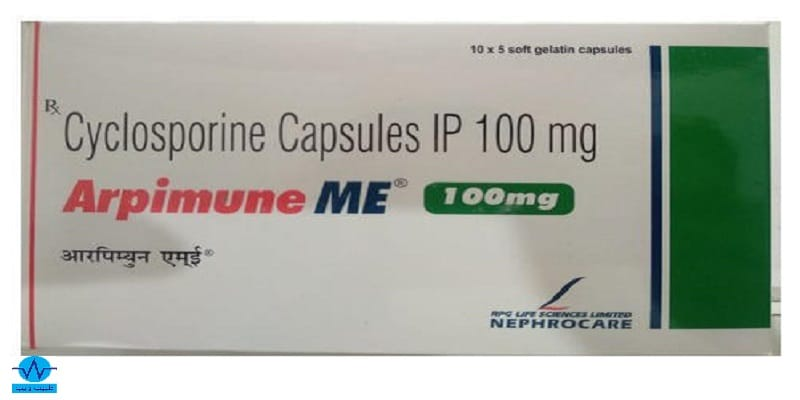 سيكلوسبورين دواعي الاستخدام الجرعات والمحاذير
