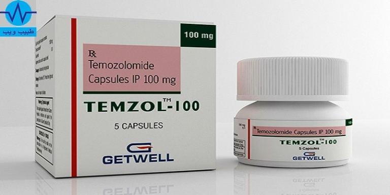تيموزولوميد Temozolomide لسرطان الدماغ الجرعات والمحاذير