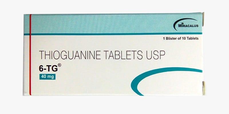 دواء تيوجوانين Tioguanine لسرطان الدم الجرعات والمحاذير